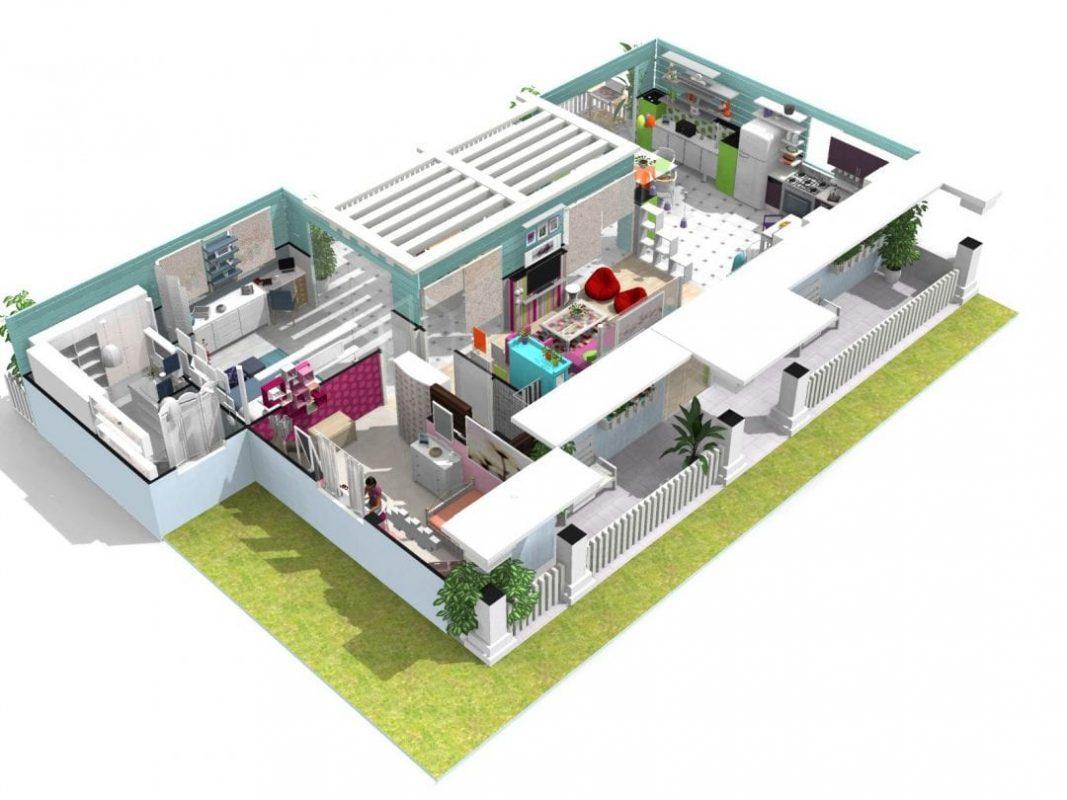 Homebyme Floor plan software