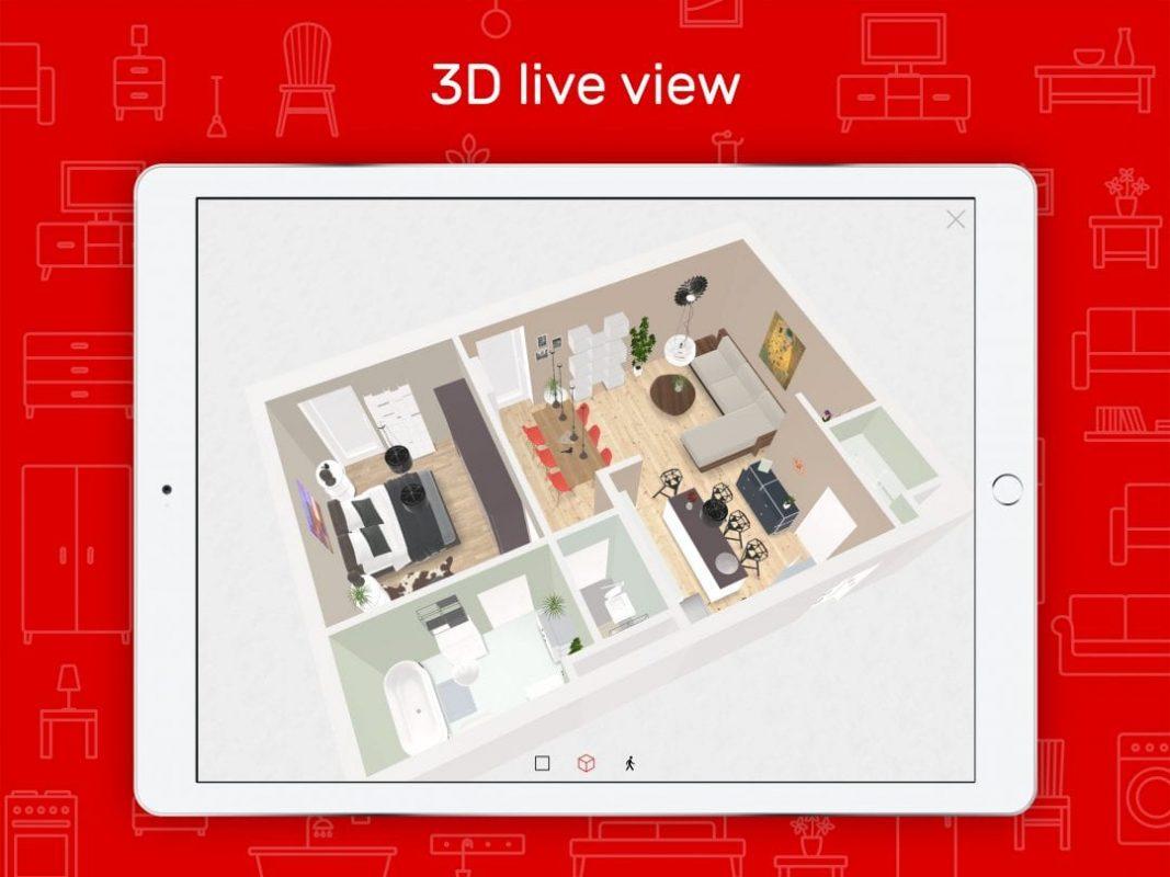 Roomle Floor plan software