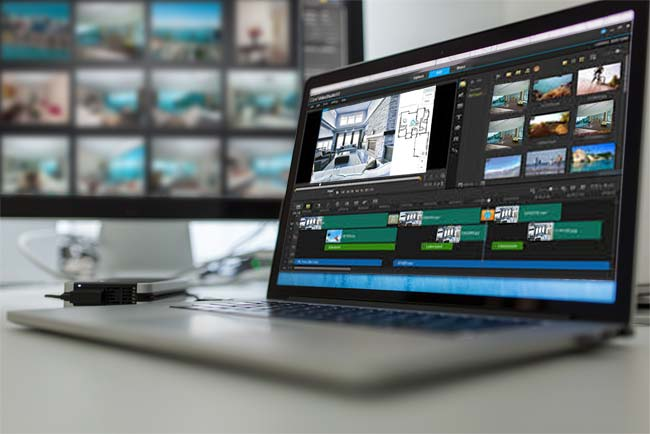real estate videos editing