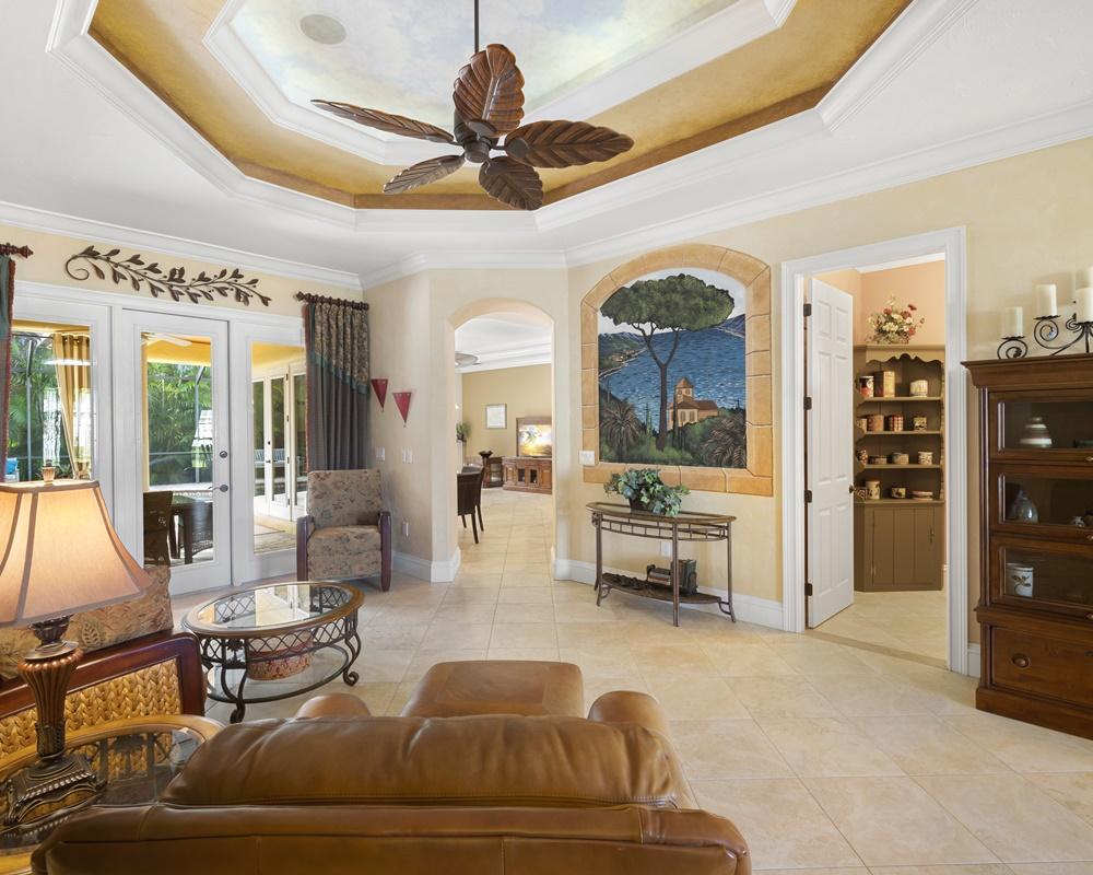 Real Estate Image Blending services